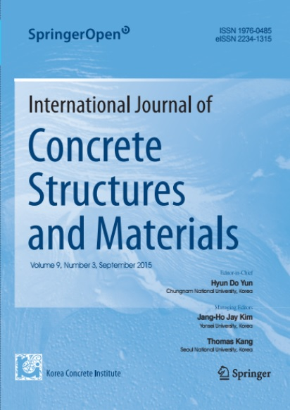 International Journal of Concrete Structures and Materials<br> 2015년 09월호